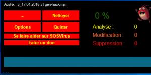 AdsFix Ekran Görüntüsü