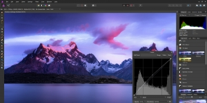 Affinity Photo Ekran Görüntüsü