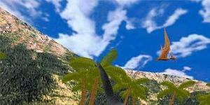 Age of Dinosaurs 3D Ekran Görüntüsü
