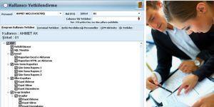 AKINSOFT Wolvox Kontrol Paneli Ekran Görüntüsü