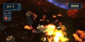 Alien Strike Ekran Görüntüsü