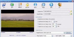 Allok Video Splitter Ekran Görüntüsü