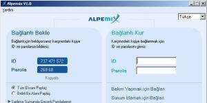 Alpemix Ekran Görüntüsü