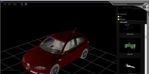 Alteros3D Ekran Görüntüsü