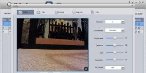 Amcrest IP Config Software Ekran Görüntüsü