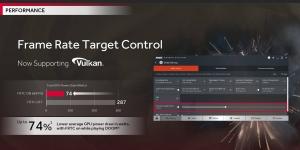 AMD Radeon Software Adrenalin Edition Ekran Görüntüsü