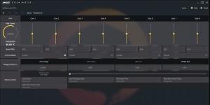 AMD Ryzen Master Ekran Görüntüsü
