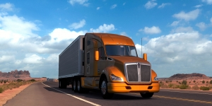 American Truck Simulator Ekran Görüntüsü