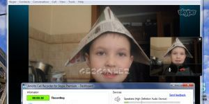 Amolto Call Recorder for Skype Ekran Görüntüsü
