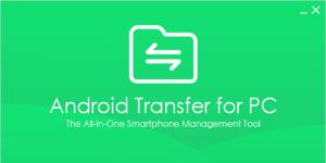 Android Transfer for PC Ekran Görüntüsü