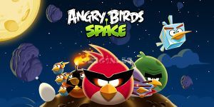 Angry Birds Space Ekran G�r�nt�s�