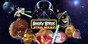 Angry Birds Star Wars Ekran Görüntüsü