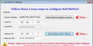 Anti NetCut Ekran Görüntüsü