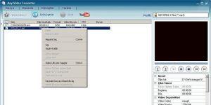 Any Video Converter Free Ekran Görüntüsü