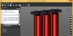 AnyCAD Part Editor Ekran Görüntüsü