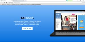 AOL Shield Ekran Görüntüsü