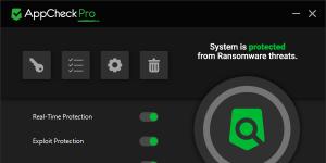 AppCheck Anti-Ransomware Ekran Görüntüsü