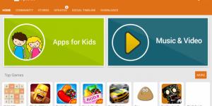 Aptoide Ekran Görüntüsü
