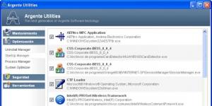Argente Utilities Ekran Görüntüsü