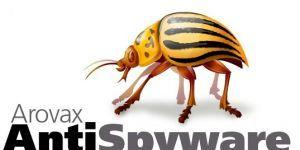 Arovax AntiSpyware Ekran Görüntüsü