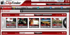 Ashampoo ClipFinder HD Ekran Görüntüsü
