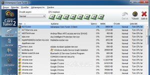 Ashampoo Core Tuner Ekran Görüntüsü