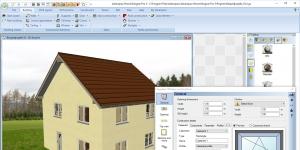 Ashampoo Home Designer Pro Ekran Görüntüsü