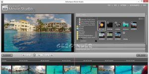 Ashampoo Movie Studio Ekran Görüntüsü