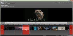 Ashampoo Movie Studio Pro Ekran Görüntüsü