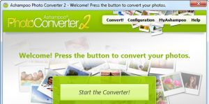 Ashampoo Photo Converter Ekran Görüntüsü