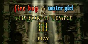 Ateş ve Su 3 Ekran Görüntüsü