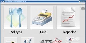 ATS Restaurant, Cafe Basic Set (Ücretsiz) Ekran Görüntüsü
