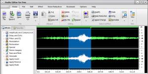 Audio Editor for Free Ekran Görüntüsü