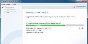 Auslogics Duplicate File Finder Ekran Görüntüsü