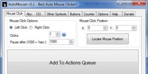 AutoMouser Ekran Görüntüsü