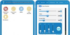 AV Voice Changer Diamond Ekran Görüntüsü