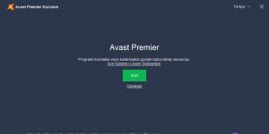 Avast Premier Ekran Görüntüsü