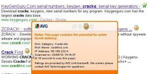 AVG Secure Search Ekran Görüntüsü