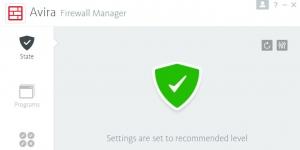 Avira Internet Security Suite Ekran Görüntüsü