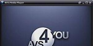AVS Media Player Ekran Görüntüsü