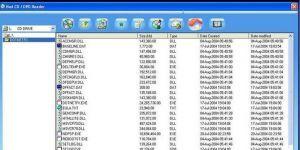Bad CD/DVD Reader Ekran Görüntüsü