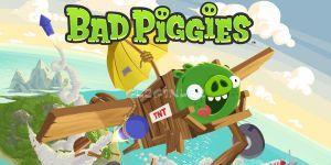 Bad Piggies Ekran Görüntüsü