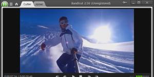 Bandicut Ekran Görüntüsü