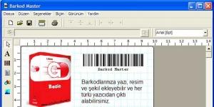 Barkod Master Ekran Görüntüsü