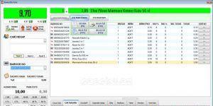 BarkodSis Barkodlu Satış Programı Ekran Görüntüsü