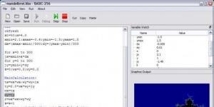 Basic-256 Ekran Görüntüsü