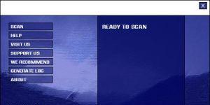 Bazooka Adware and Spyware Scanner Ekran Görüntüsü
