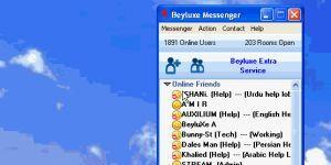 Beyluxe Messenger Ekran Görüntüsü