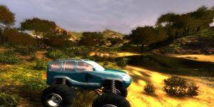 Bigfoot 4x4 Challenge Ekran Görüntüsü