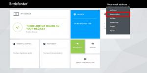 Bitdefender Total Security Ekran Görüntüsü